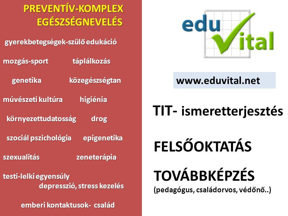 TIT- ismeretterjesztés