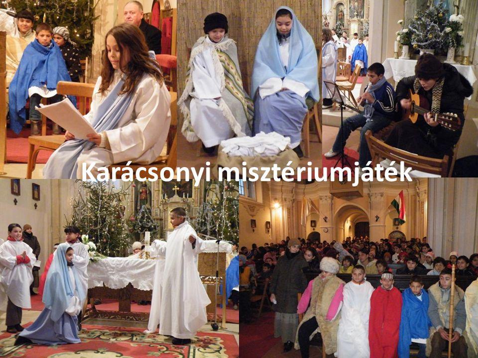 Karácsonyi misztériumjáték
