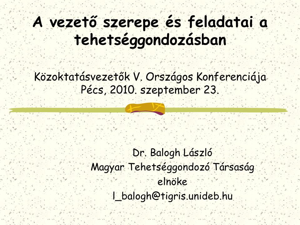 Magyar Tehetséggondozó Társaság