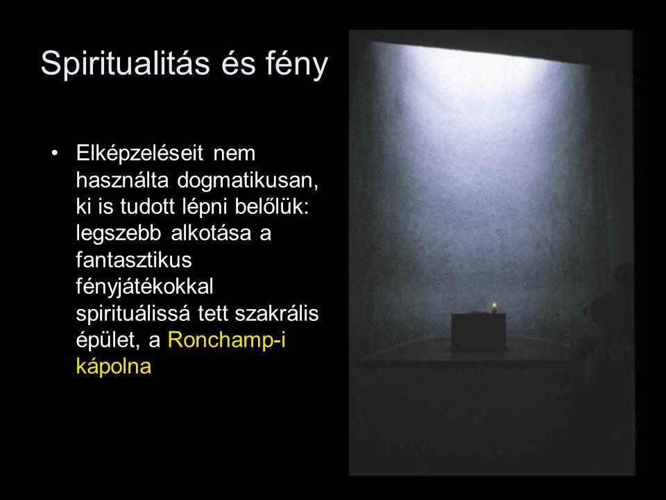 Spiritualitás és fény