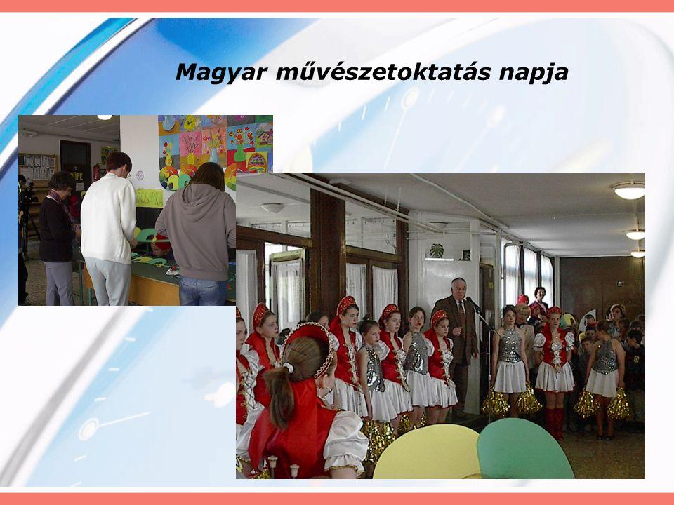 Magyar művészetoktatás napja