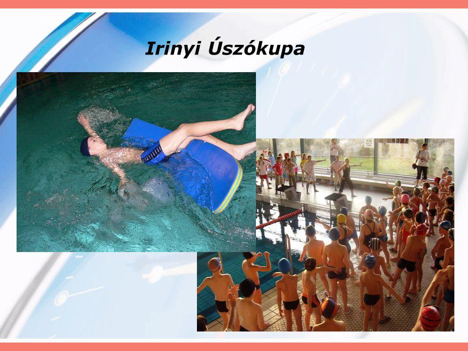 Irinyi Úszókupa