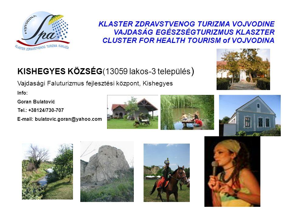 KISHEGYES KÖZSÉG(13059 lakos-3 település)