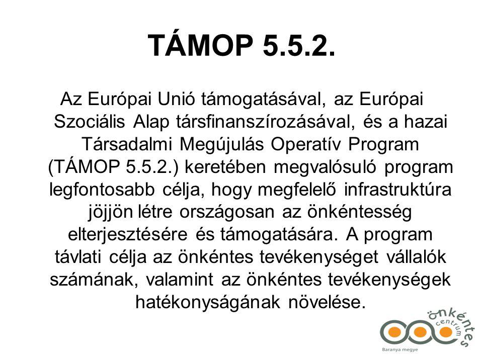 TÁMOP 5.5.2.
