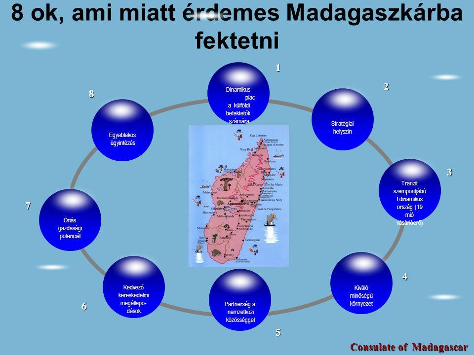 8 ok, ami miatt érdemes Madagaszkárba fektetni