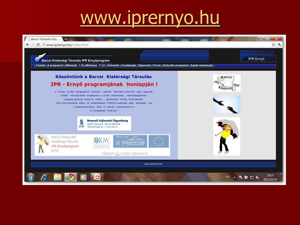 www.iprernyo.hu