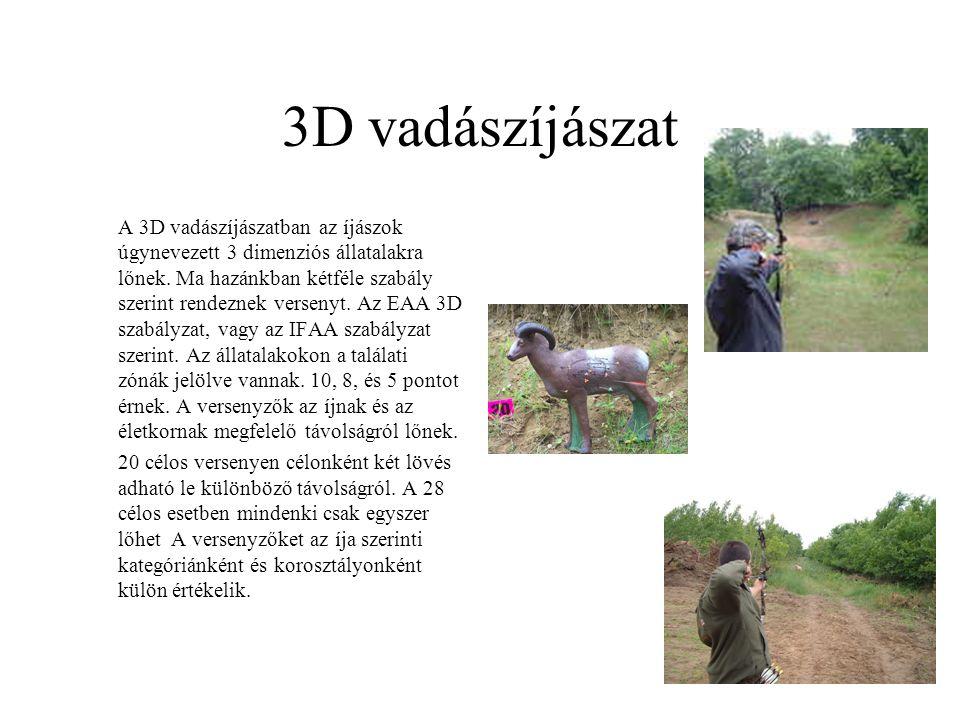 3D vadászíjászat
