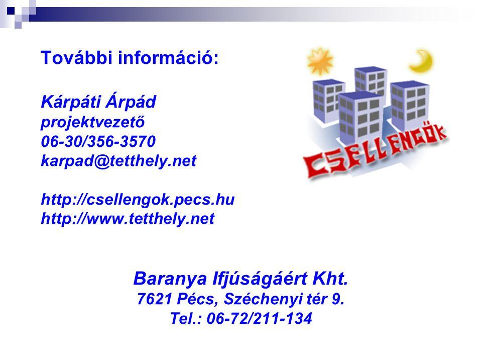 Baranya Ifjúságáért Kht.