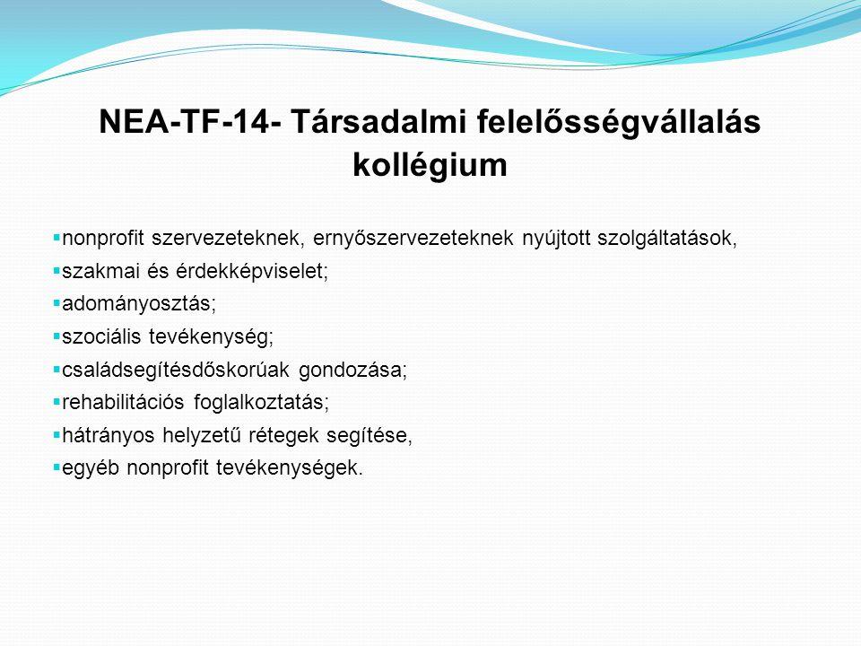 NEA-TF-14- Társadalmi felelősségvállalás kollégium