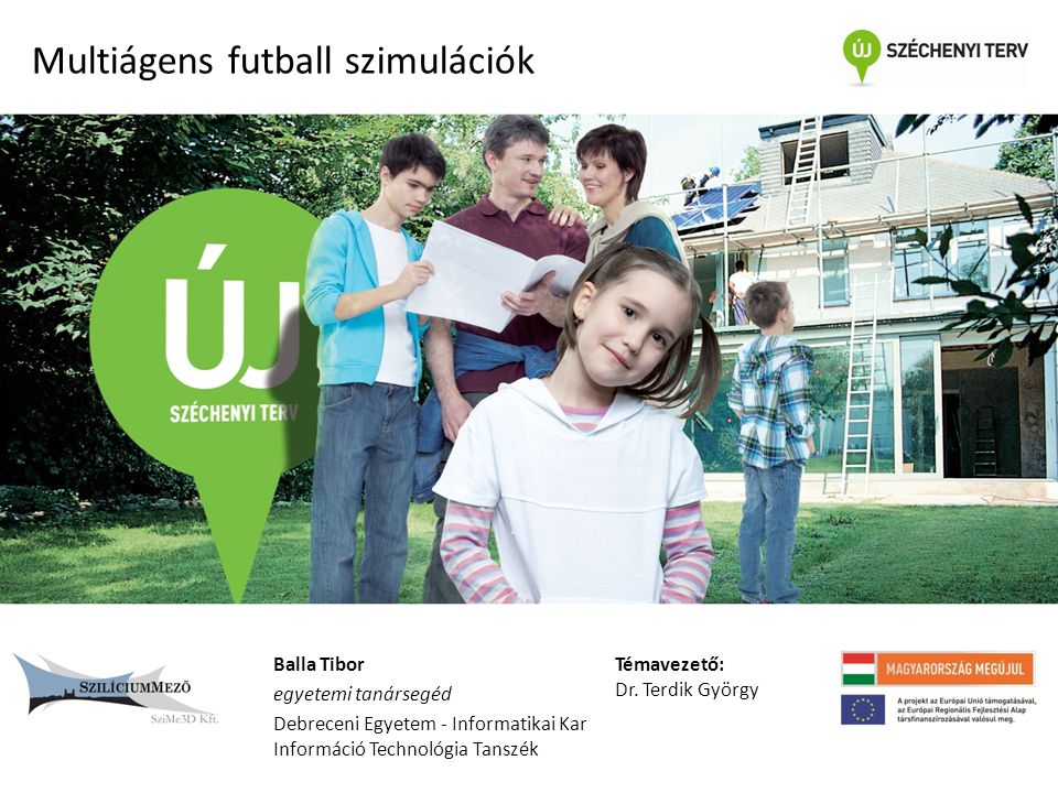 Multiágens futball szimulációk