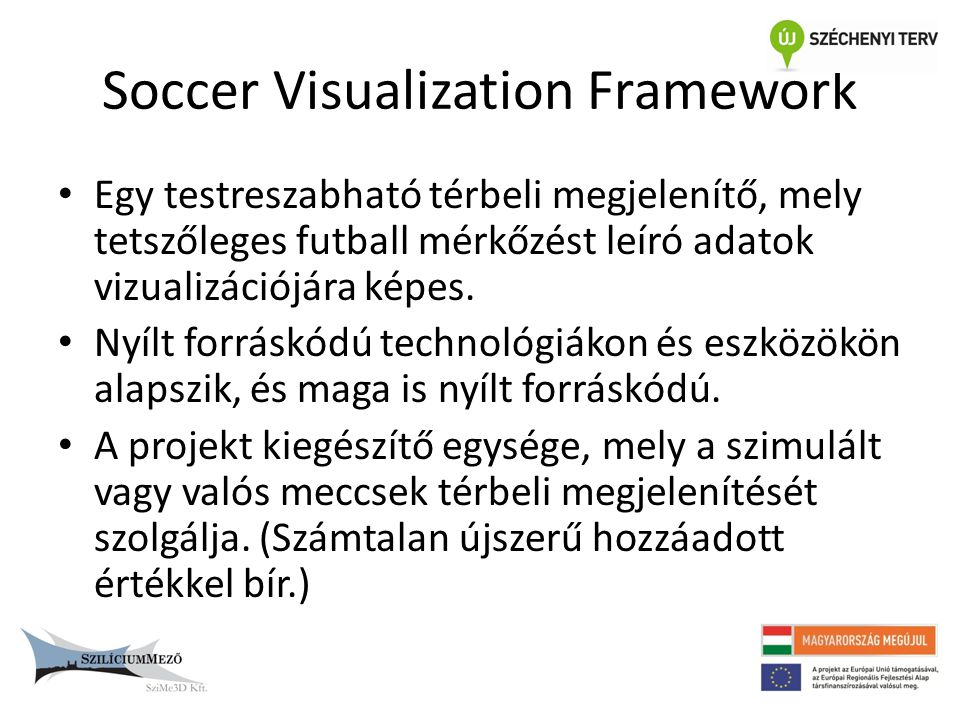 Soccer Visualization Framework