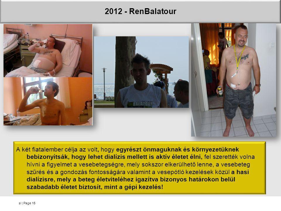 2012 - RenBalatour