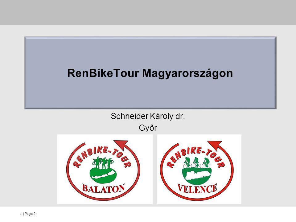 RenBikeTour Magyarországon