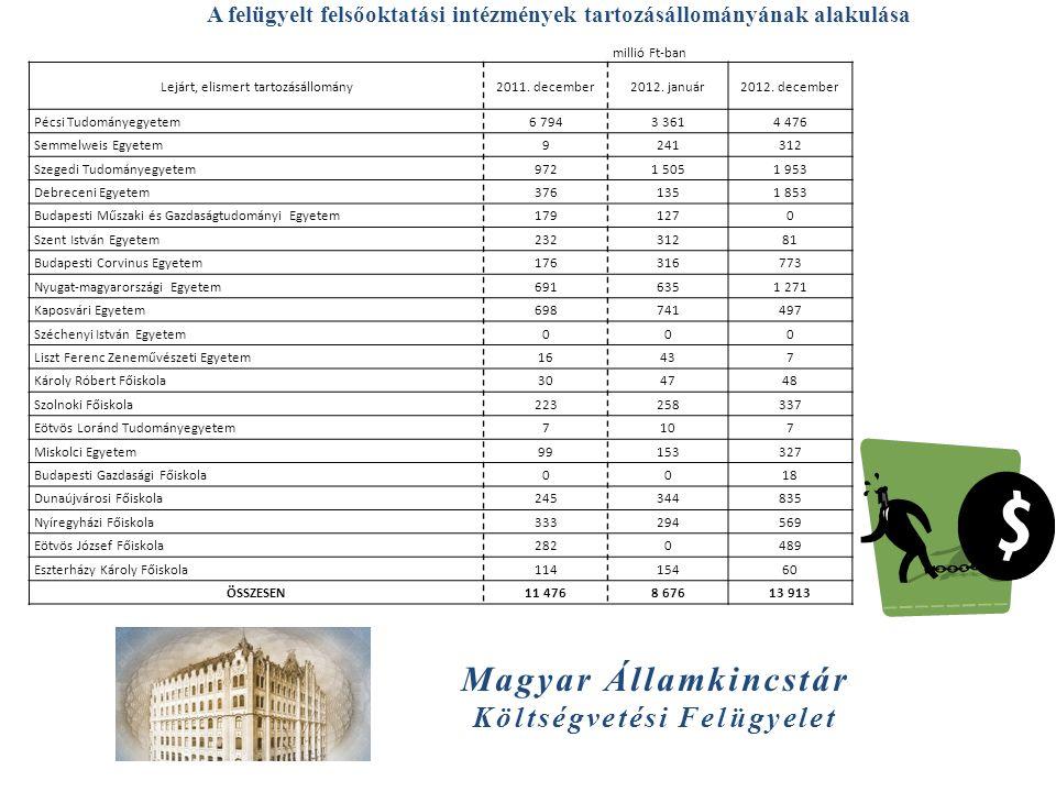 Magyar Államkincstár Költségvetési Felügyelet