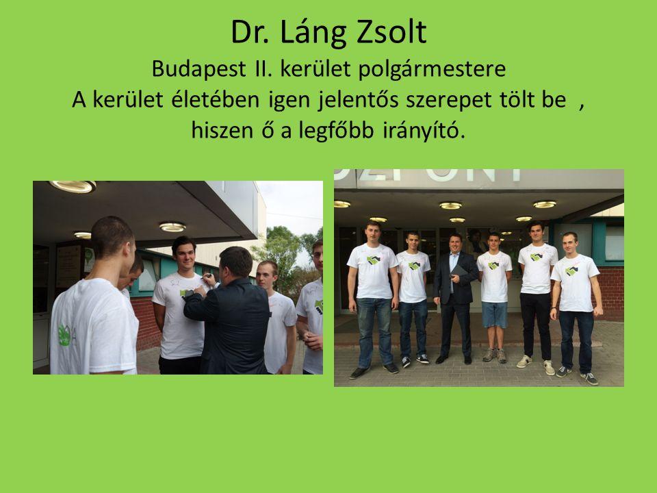 Dr. Láng Zsolt Budapest II