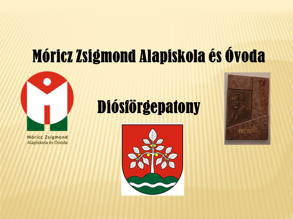 Móricz Zsigmond Alapiskola és Óvoda