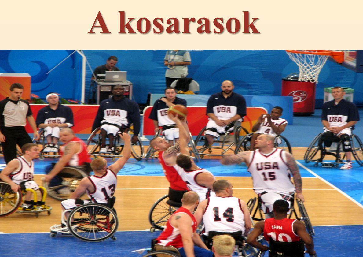A kosarasok