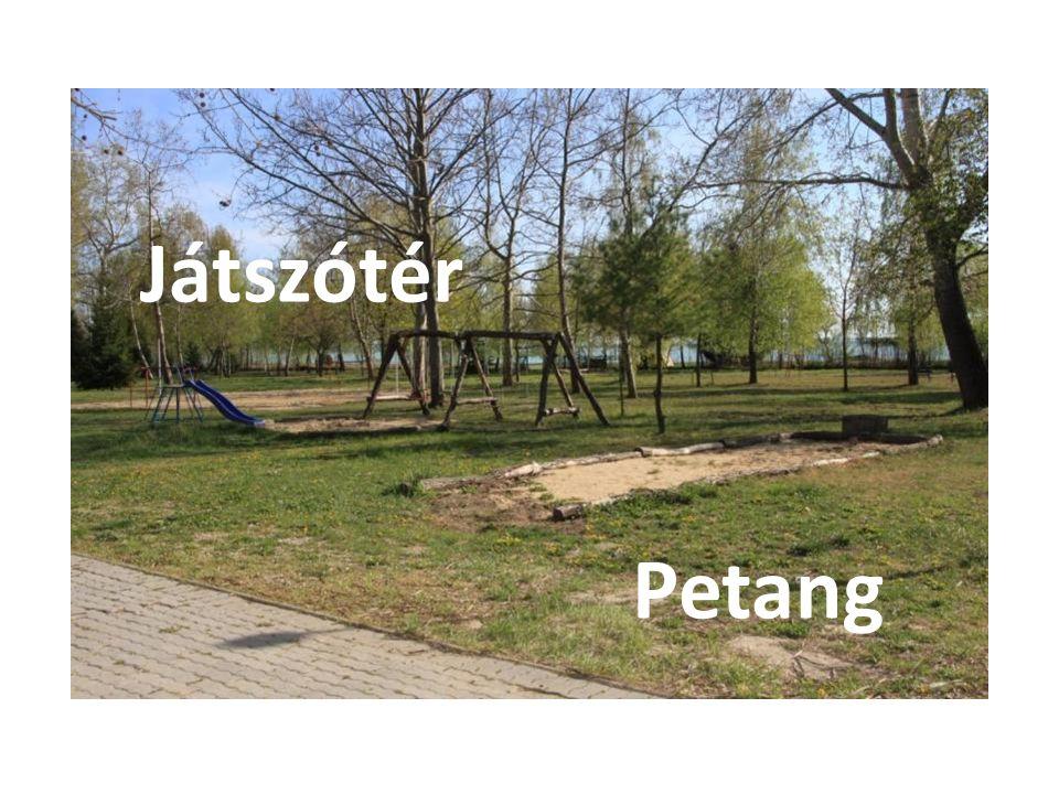 Játszótér Petang