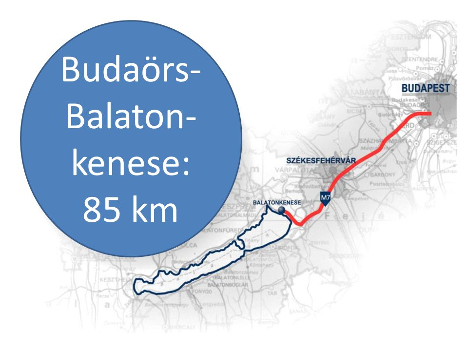 Budaörs-Balaton-kenese: