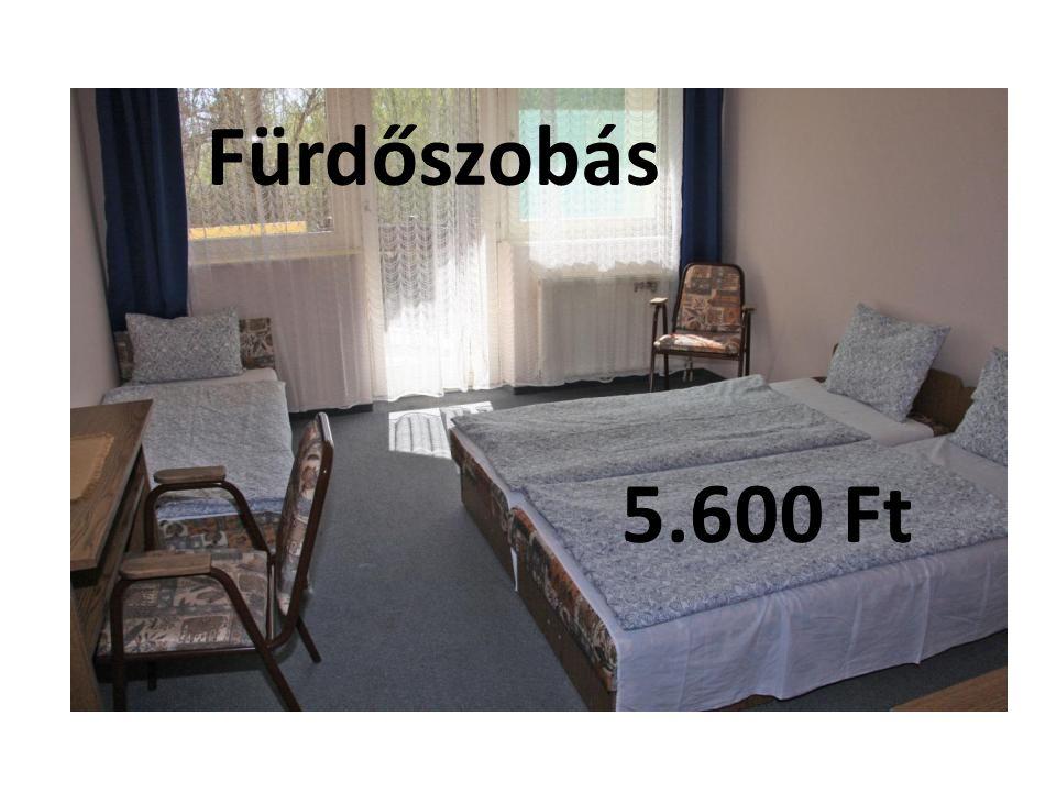 Fürdőszobás 5.600 Ft