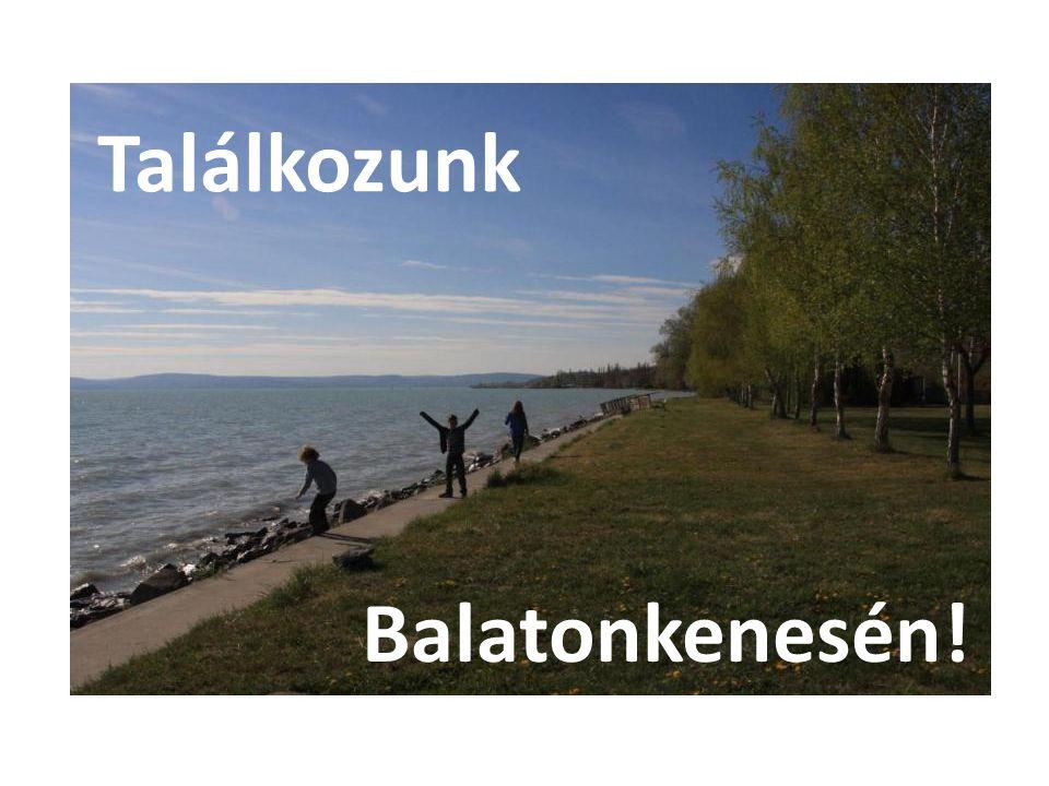 Találkozunk Balatonkenesén!