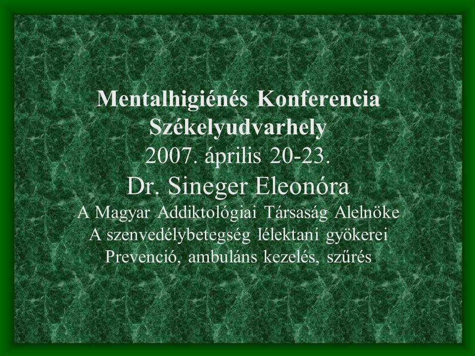 Mentalhigiénés Konferencia