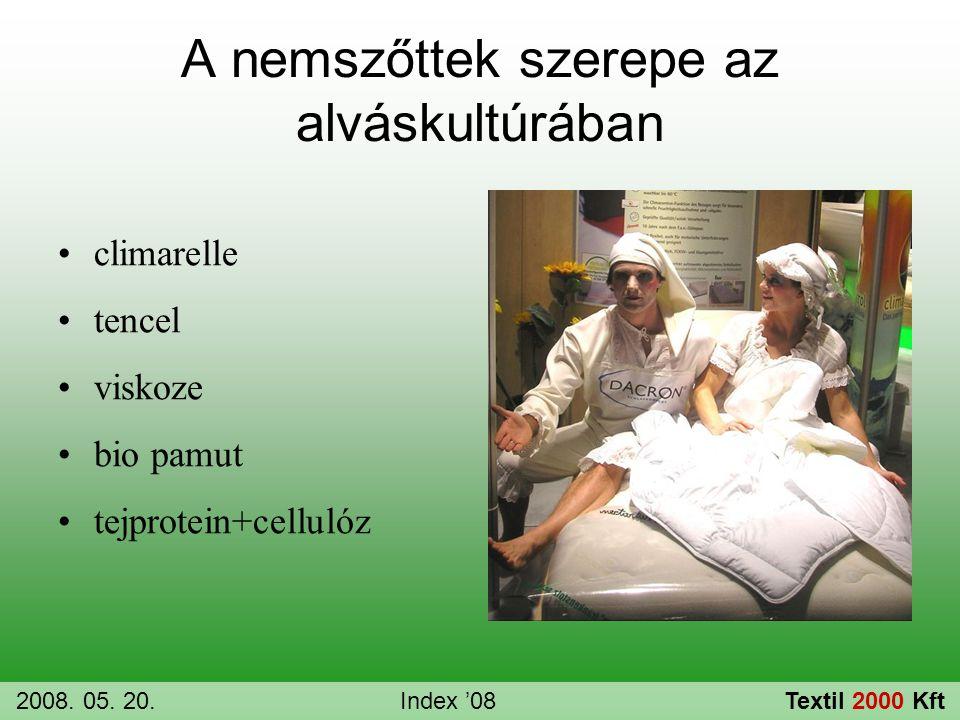 A nemszőttek szerepe az alváskultúrában