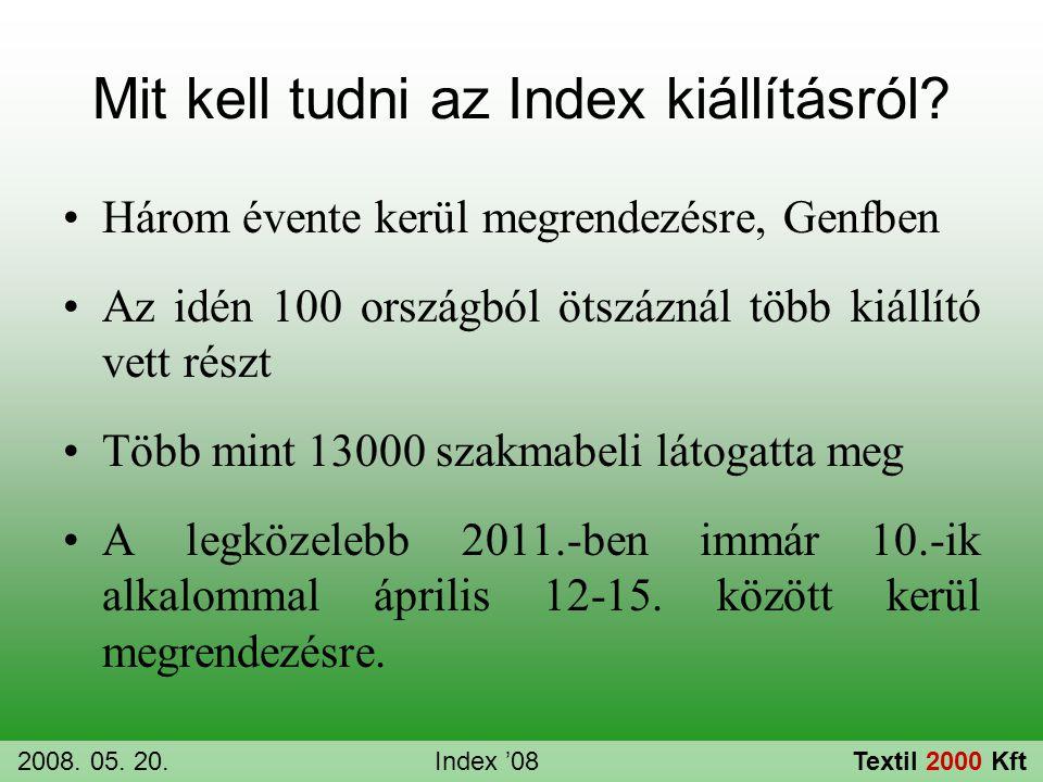Mit kell tudni az Index kiállításról
