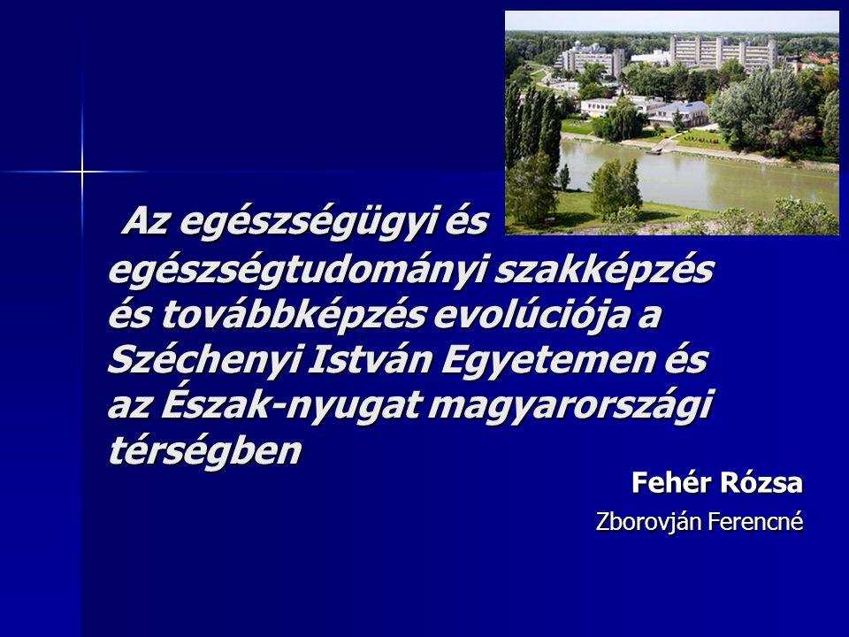 Fehér Rózsa Zborovján Ferencné