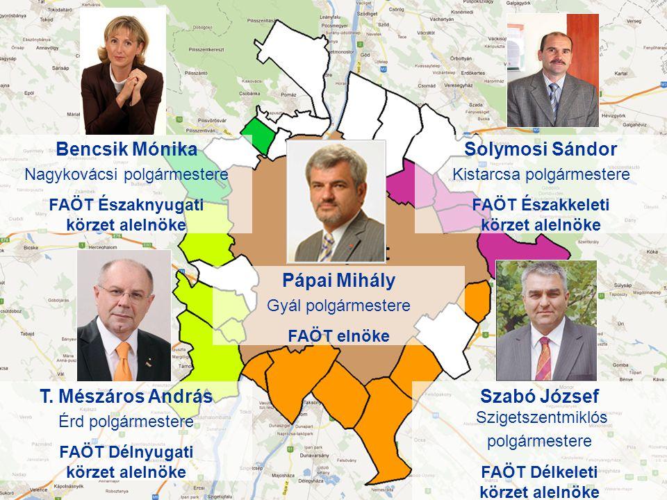 Bencsik Mónika Nagykovácsi polgármestere