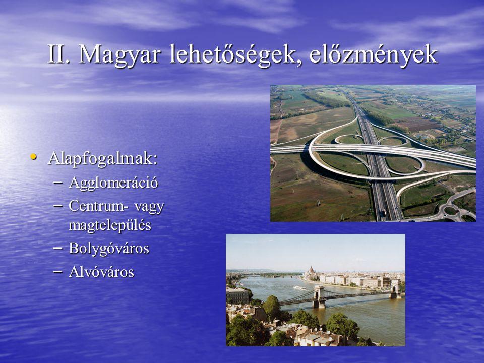 II. Magyar lehetőségek, előzmények
