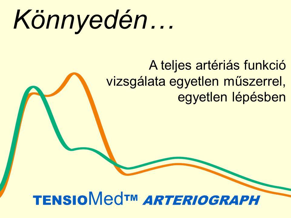 TENSIOMedTM ARTERIOGRAPH