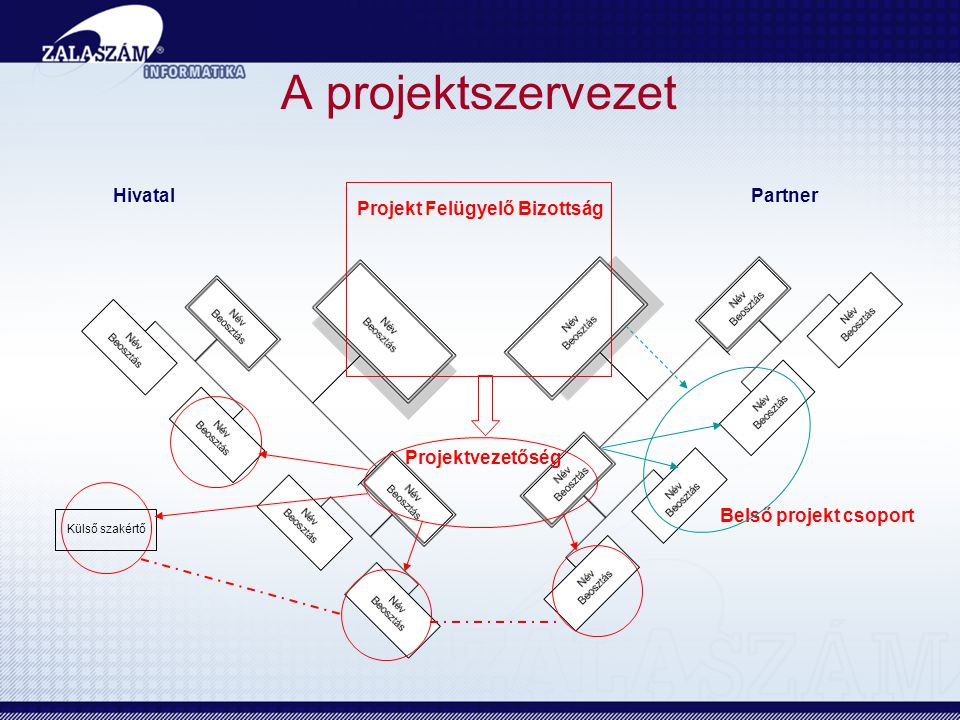 Projekt Felügyelő Bizottság