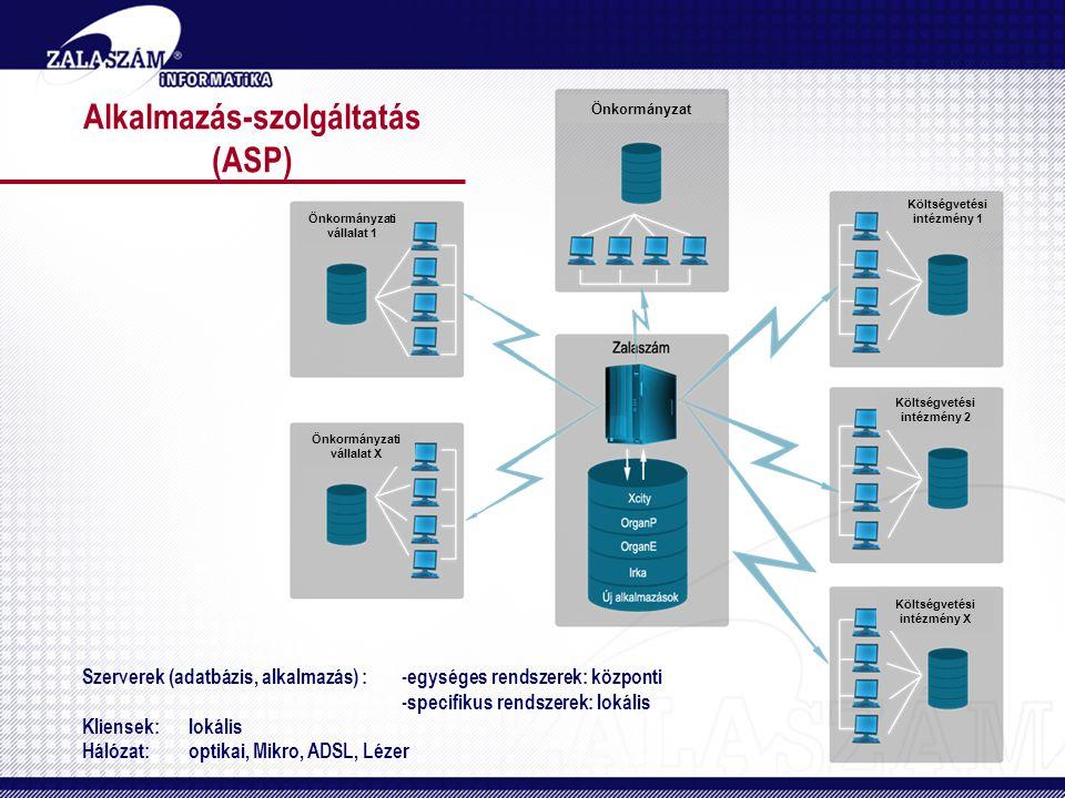 Alkalmazás-szolgáltatás (ASP)