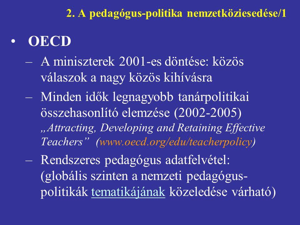 2. A pedagógus-politika nemzetköziesedése/1