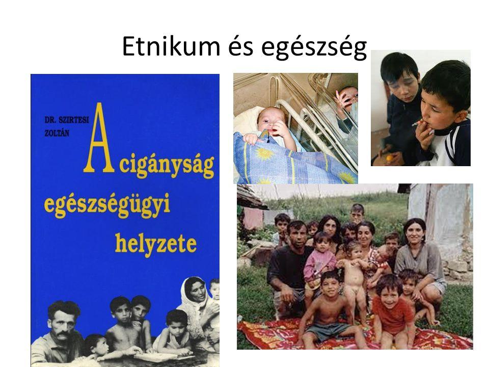 Etnikum és egészség