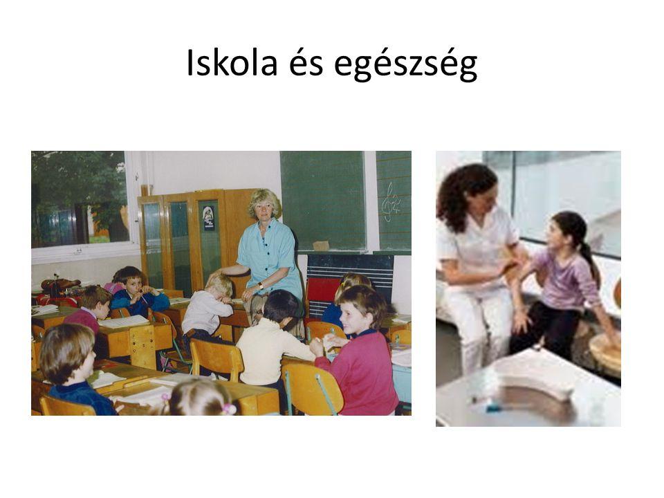 Iskola és egészség