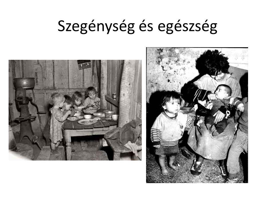 Szegénység és egészség