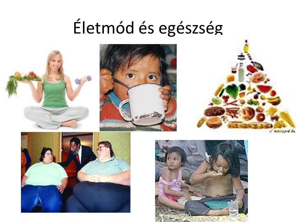 Életmód és egészség