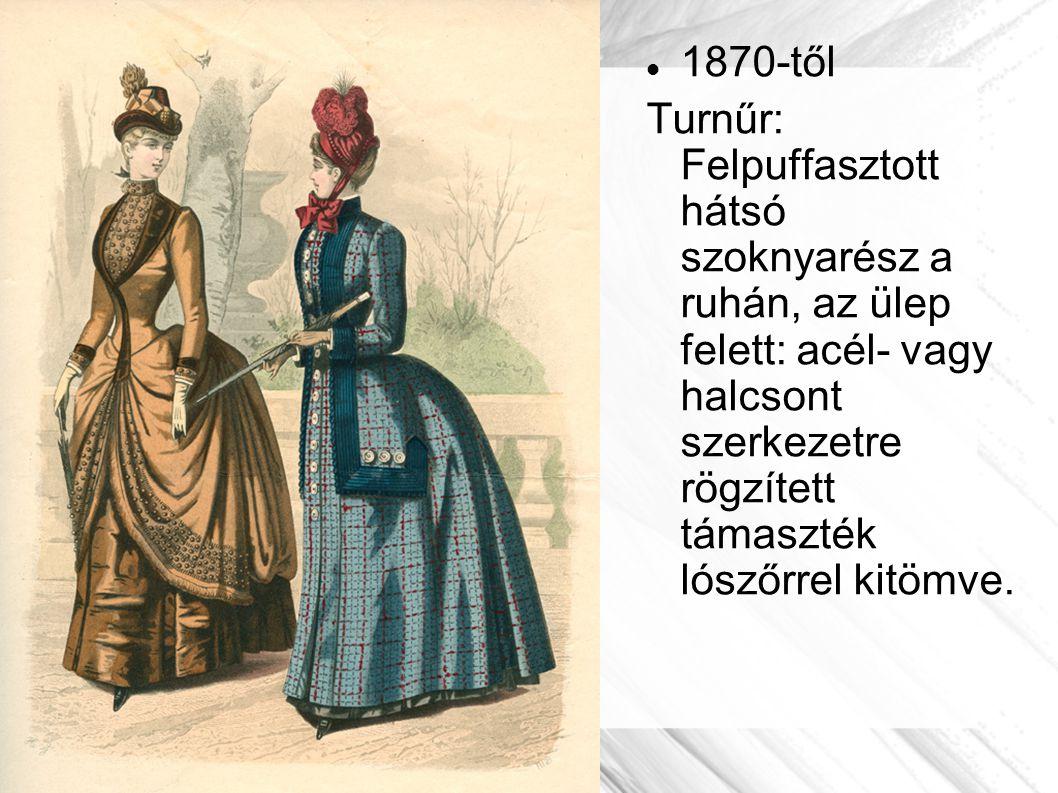 1870-től