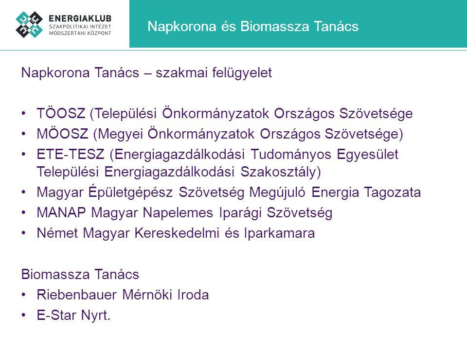 Napkorona és Biomassza Tanács
