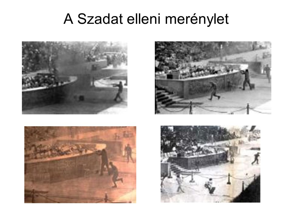 A Szadat elleni merénylet