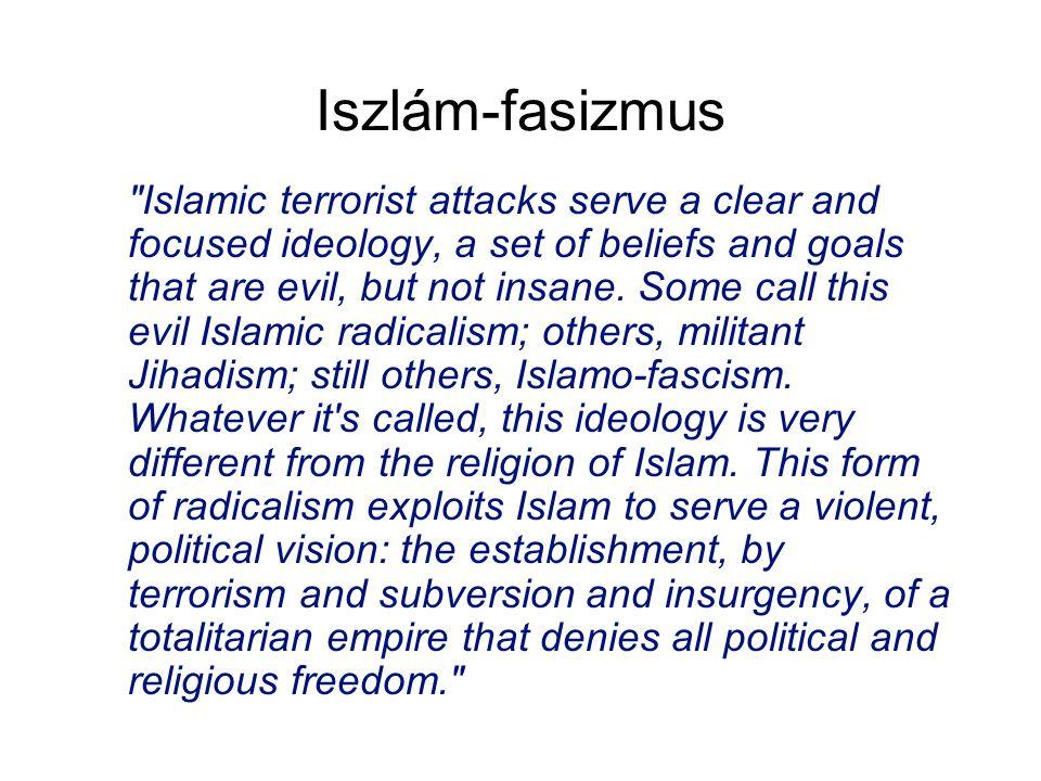 Iszlám-fasizmus