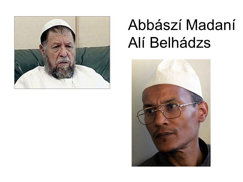 Abbászí Madaní Alí Belhádzs