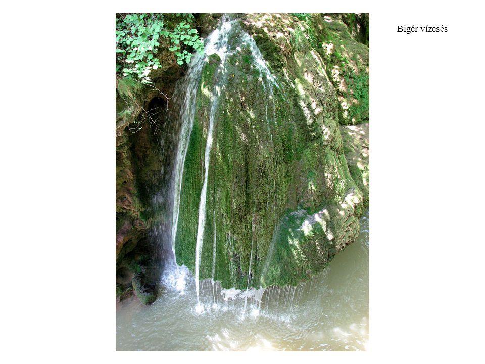 Bigér vízesés