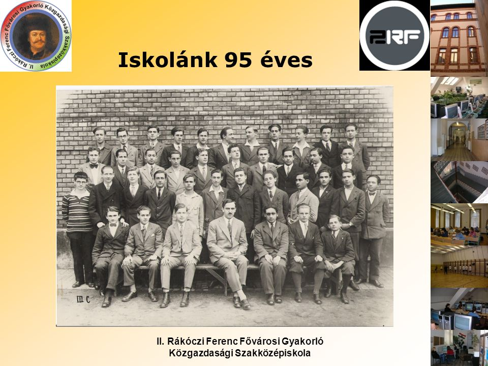 II. Rákóczi Ferenc Fővárosi Gyakorló Közgazdasági Szakközépiskola