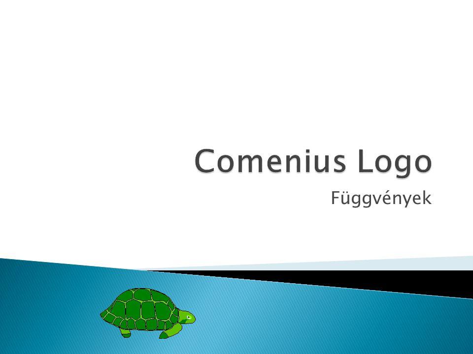 Comenius Logo Függvények