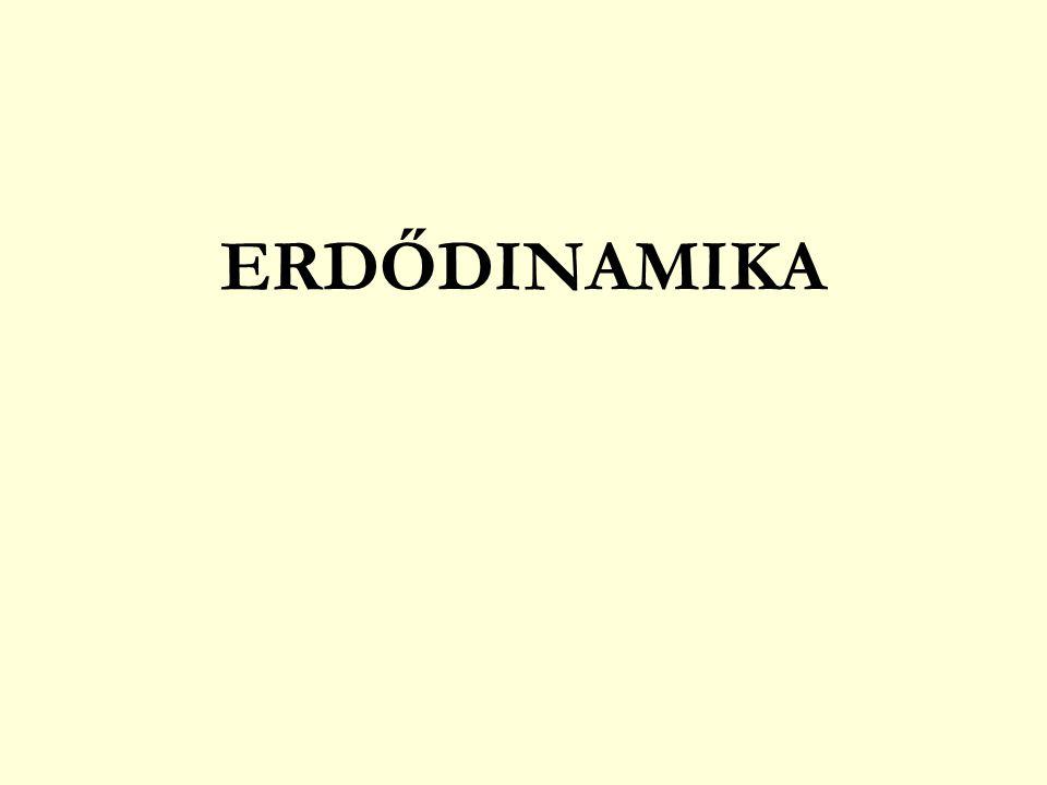 ERDŐDINAMIKA