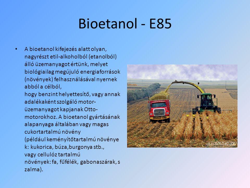 Bioetanol - E85