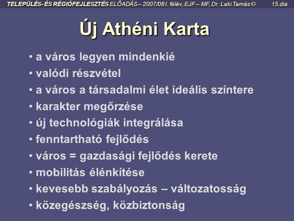 Új Athéni Karta a város legyen mindenkié valódi részvétel